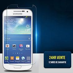 Schutzfolie Displayschutzfolie Panzerfolie Skins zum Aufkleben Gehärtetes Glas Glasfolie für Samsung Galaxy S4 Mini i9190 i9192 Klar