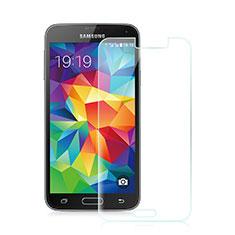 Schutzfolie Displayschutzfolie Panzerfolie Skins zum Aufkleben Gehärtetes Glas Glasfolie für Samsung Galaxy S5 G900F G903F Klar