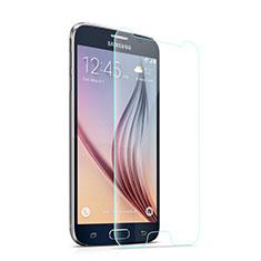 Schutzfolie Displayschutzfolie Panzerfolie Skins zum Aufkleben Gehärtetes Glas Glasfolie für Samsung Galaxy S6 SM-G920 Klar