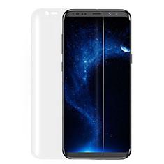 Schutzfolie Displayschutzfolie Panzerfolie Skins zum Aufkleben Gehärtetes Glas Glasfolie für Samsung Galaxy S8 Klar