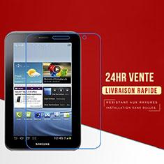 Schutzfolie Displayschutzfolie Panzerfolie Skins zum Aufkleben Gehärtetes Glas Glasfolie für Samsung Galaxy Tab 2 7.0 P3100 P3110 Klar