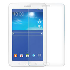 Schutzfolie Displayschutzfolie Panzerfolie Skins zum Aufkleben Gehärtetes Glas Glasfolie für Samsung Galaxy Tab 3 Lite 7.0 T110 T113 Klar