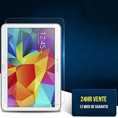 Schutzfolie Displayschutzfolie Panzerfolie Skins zum Aufkleben Gehärtetes Glas Glasfolie für Samsung Galaxy Tab 4 10.1 T530 T531 T535 Klar