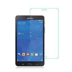 Schutzfolie Displayschutzfolie Panzerfolie Skins zum Aufkleben Gehärtetes Glas Glasfolie für Samsung Galaxy Tab 4 7.0 SM-T230 T231 T235 Klar