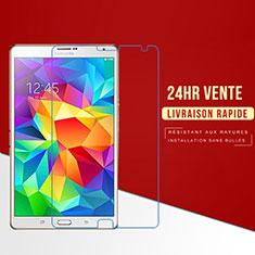 Schutzfolie Displayschutzfolie Panzerfolie Skins zum Aufkleben Gehärtetes Glas Glasfolie für Samsung Galaxy Tab S 8.4 SM-T700 Klar