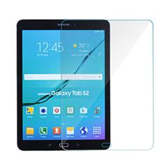 Schutzfolie Displayschutzfolie Panzerfolie Skins zum Aufkleben Gehärtetes Glas Glasfolie für Samsung Galaxy Tab S2 8.0 SM-T710 SM-T715 Klar