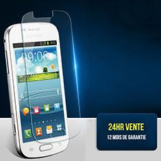 Schutzfolie Displayschutzfolie Panzerfolie Skins zum Aufkleben Gehärtetes Glas Glasfolie für Samsung Galaxy Trend SCH i699 Klar