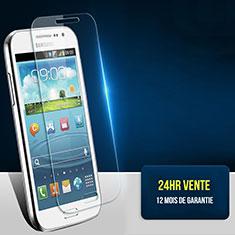 Schutzfolie Displayschutzfolie Panzerfolie Skins zum Aufkleben Gehärtetes Glas Glasfolie für Samsung Galaxy Win Duos i8550 i8552 Klar