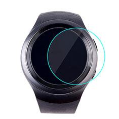 Schutzfolie Displayschutzfolie Panzerfolie Skins zum Aufkleben Gehärtetes Glas Glasfolie für Samsung Gear S2 3G R730 Klar