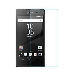 Schutzfolie Displayschutzfolie Panzerfolie Skins zum Aufkleben Gehärtetes Glas Glasfolie für Sony Xperia E5 Klar