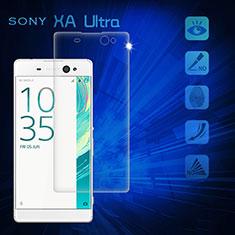 Schutzfolie Displayschutzfolie Panzerfolie Skins zum Aufkleben Gehärtetes Glas Glasfolie für Sony Xperia XA Ultra Klar