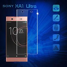 Schutzfolie Displayschutzfolie Panzerfolie Skins zum Aufkleben Gehärtetes Glas Glasfolie für Sony Xperia XA1 Ultra Klar
