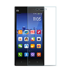 Schutzfolie Displayschutzfolie Panzerfolie Skins zum Aufkleben Gehärtetes Glas Glasfolie für Xiaomi Mi 3 Klar