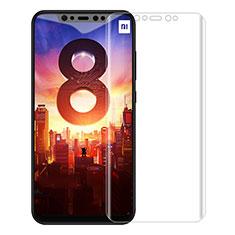 Schutzfolie Displayschutzfolie Panzerfolie Skins zum Aufkleben Gehärtetes Glas Glasfolie für Xiaomi Mi 8 Explorer Klar