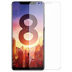 Schutzfolie Displayschutzfolie Panzerfolie Skins zum Aufkleben Gehärtetes Glas Glasfolie für Xiaomi Mi 8 Klar