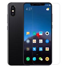 Schutzfolie Displayschutzfolie Panzerfolie Skins zum Aufkleben Gehärtetes Glas Glasfolie für Xiaomi Mi 8 Screen Fingerprint Edition Klar