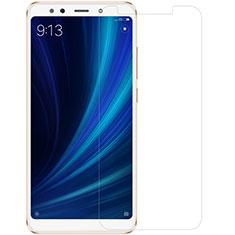 Schutzfolie Displayschutzfolie Panzerfolie Skins zum Aufkleben Gehärtetes Glas Glasfolie für Xiaomi Mi A2 Klar