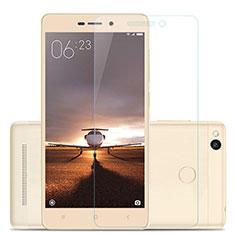 Schutzfolie Displayschutzfolie Panzerfolie Skins zum Aufkleben Gehärtetes Glas Glasfolie für Xiaomi Redmi 3X Klar