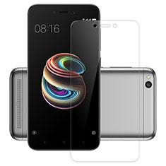 Schutzfolie Displayschutzfolie Panzerfolie Skins zum Aufkleben Gehärtetes Glas Glasfolie für Xiaomi Redmi 5A Klar