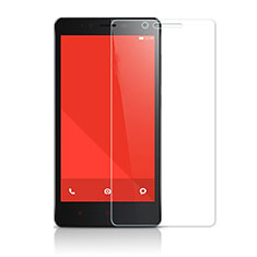 Schutzfolie Displayschutzfolie Panzerfolie Skins zum Aufkleben Gehärtetes Glas Glasfolie für Xiaomi Redmi Note 4G Klar