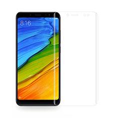 Schutzfolie Displayschutzfolie Panzerfolie Skins zum Aufkleben Gehärtetes Glas Glasfolie für Xiaomi Redmi Note 5 AI Dual Camera Klar