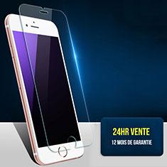 Schutzfolie Displayschutzfolie Panzerfolie Skins zum Aufkleben Gehärtetes Glas Glasfolie H02 für Apple iPhone 6 Plus Klar