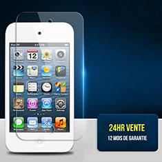 Schutzfolie Displayschutzfolie Panzerfolie Skins zum Aufkleben Gehärtetes Glas Glasfolie T01 für Apple iPod Touch 4 Klar
