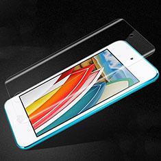 Schutzfolie Displayschutzfolie Panzerfolie Skins zum Aufkleben Gehärtetes Glas Glasfolie T01 für Apple iPod Touch 5 Klar