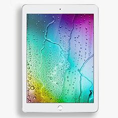 Schutzfolie Displayschutzfolie Panzerfolie Skins zum Aufkleben Gehärtetes Glas Glasfolie T01 für Apple New iPad Pro 9.7 (2017) Klar