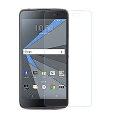 Schutzfolie Displayschutzfolie Panzerfolie Skins zum Aufkleben Gehärtetes Glas Glasfolie T01 für Blackberry DTEK50 Klar