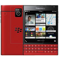 Schutzfolie Displayschutzfolie Panzerfolie Skins zum Aufkleben Gehärtetes Glas Glasfolie T01 für Blackberry Passport Q30 Klar
