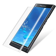 Schutzfolie Displayschutzfolie Panzerfolie Skins zum Aufkleben Gehärtetes Glas Glasfolie T01 für Blackberry Priv Klar