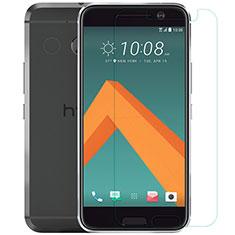 Schutzfolie Displayschutzfolie Panzerfolie Skins zum Aufkleben Gehärtetes Glas Glasfolie T01 für HTC 10 One M10 Klar