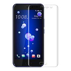 Schutzfolie Displayschutzfolie Panzerfolie Skins zum Aufkleben Gehärtetes Glas Glasfolie T01 für HTC U11 Klar