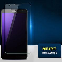 Schutzfolie Displayschutzfolie Panzerfolie Skins zum Aufkleben Gehärtetes Glas Glasfolie T01 für Huawei Ascend Mate 2 Klar