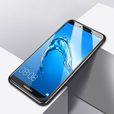 Schutzfolie Displayschutzfolie Panzerfolie Skins zum Aufkleben Gehärtetes Glas Glasfolie T01 für Huawei Enjoy 7 Plus Klar