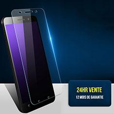 Schutzfolie Displayschutzfolie Panzerfolie Skins zum Aufkleben Gehärtetes Glas Glasfolie T01 für Huawei G Play Mini Klar