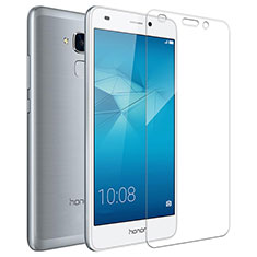 Schutzfolie Displayschutzfolie Panzerfolie Skins zum Aufkleben Gehärtetes Glas Glasfolie T01 für Huawei Honor 5C Klar