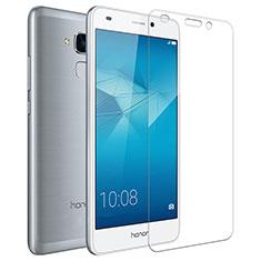 Schutzfolie Displayschutzfolie Panzerfolie Skins zum Aufkleben Gehärtetes Glas Glasfolie T01 für Huawei Honor 7 Lite Klar