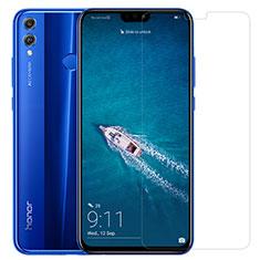 Schutzfolie Displayschutzfolie Panzerfolie Skins zum Aufkleben Gehärtetes Glas Glasfolie T01 für Huawei Honor 9X Lite Klar