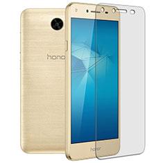 Schutzfolie Displayschutzfolie Panzerfolie Skins zum Aufkleben Gehärtetes Glas Glasfolie T01 für Huawei Honor Play 5 Klar