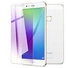 Schutzfolie Displayschutzfolie Panzerfolie Skins zum Aufkleben Gehärtetes Glas Glasfolie T01 für Huawei P10 Lite Klar