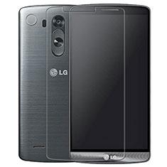 Schutzfolie Displayschutzfolie Panzerfolie Skins zum Aufkleben Gehärtetes Glas Glasfolie T01 für LG G3 Klar
