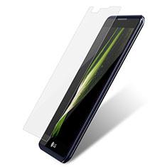 Schutzfolie Displayschutzfolie Panzerfolie Skins zum Aufkleben Gehärtetes Glas Glasfolie T01 für LG X Power Klar