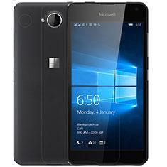 Schutzfolie Displayschutzfolie Panzerfolie Skins zum Aufkleben Gehärtetes Glas Glasfolie T01 für Microsoft Lumia 650 Klar