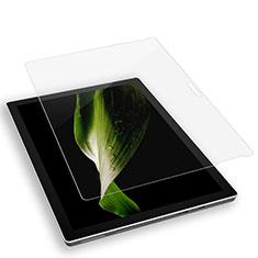 Schutzfolie Displayschutzfolie Panzerfolie Skins zum Aufkleben Gehärtetes Glas Glasfolie T01 für Microsoft Surface Pro 4 Klar