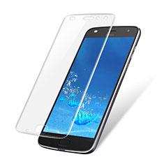 Schutzfolie Displayschutzfolie Panzerfolie Skins zum Aufkleben Gehärtetes Glas Glasfolie T01 für Motorola Moto Z2 Play Klar