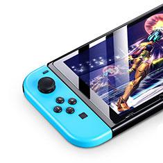 Schutzfolie Displayschutzfolie Panzerfolie Skins zum Aufkleben Gehärtetes Glas Glasfolie T01 für Nintendo Switch Klar