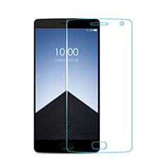 Schutzfolie Displayschutzfolie Panzerfolie Skins zum Aufkleben Gehärtetes Glas Glasfolie T01 für OnePlus 2 Klar