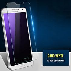 Schutzfolie Displayschutzfolie Panzerfolie Skins zum Aufkleben Gehärtetes Glas Glasfolie T01 für Samsung Galaxy Note 3 N9000 Klar